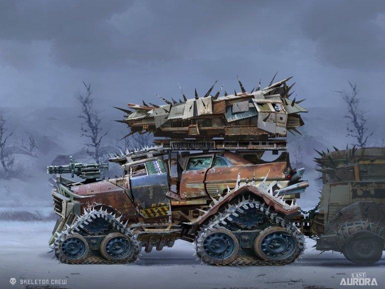 Convoy_Head by Robin Lhebrard