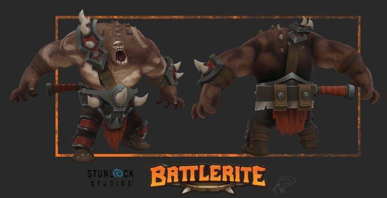 Battlerite – Rook by Tara Wahlbäck