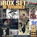 Trent's Box Set of Tutorials Vol. 5 (2019) By  Trent Kaniuga