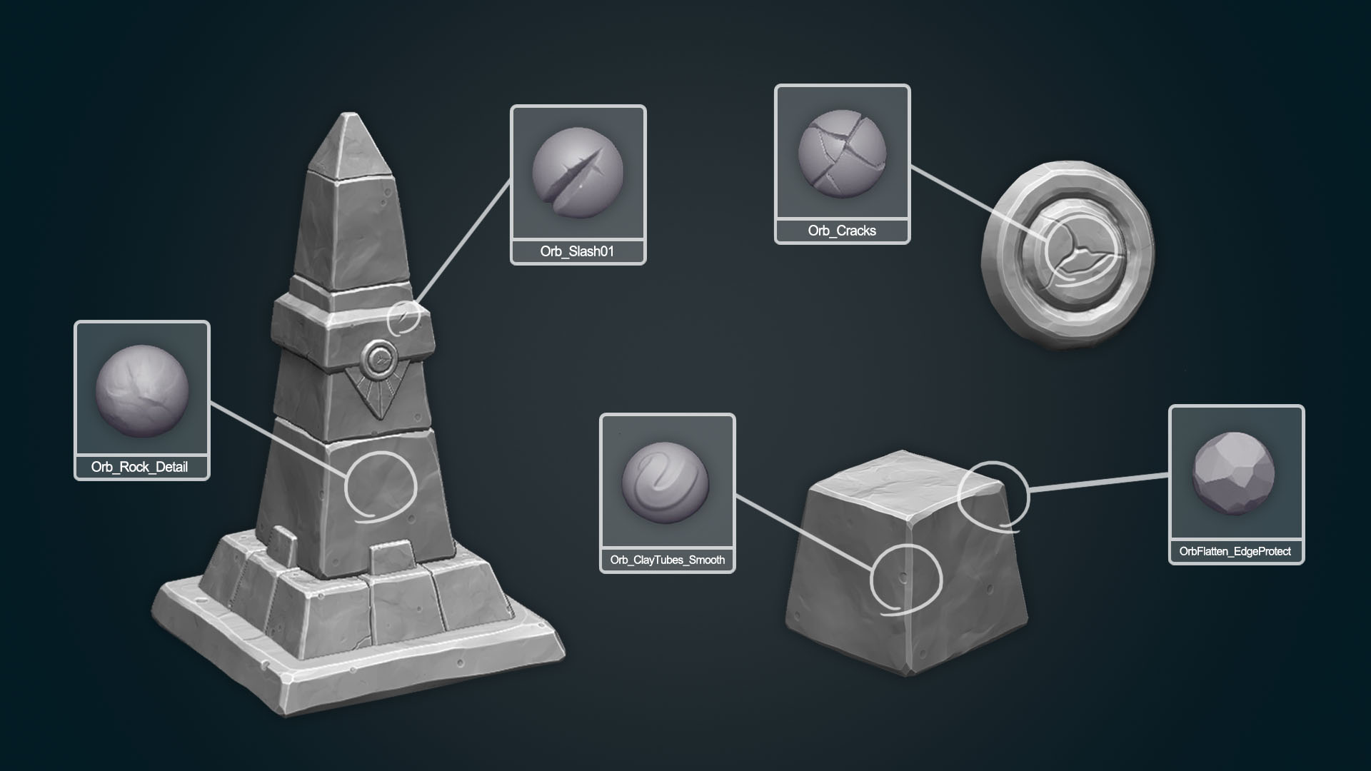 Stylized Asset Workflow Tutorial with Damian Gerrits