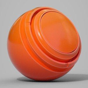 Stylized Plastic Smart Material Bundle v1.0