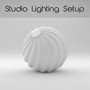 Blender Studio Setup 2.0 – Cycles