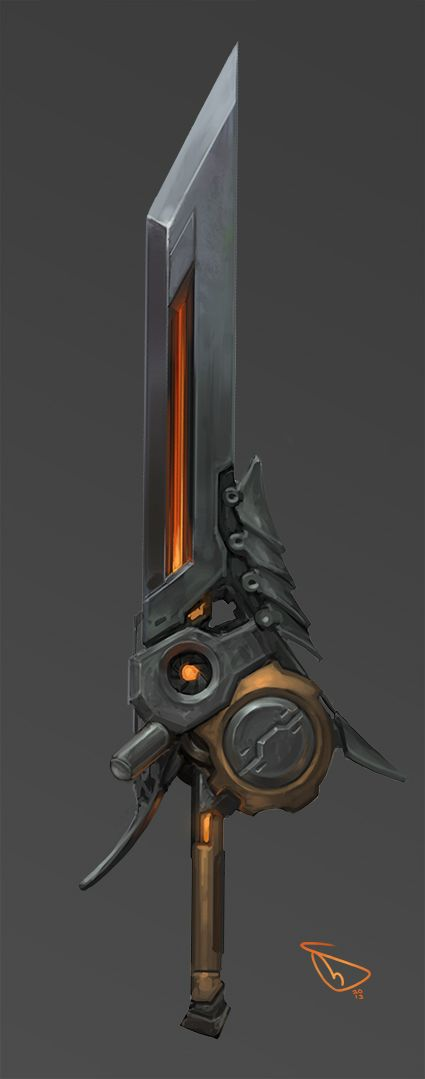 The Moqsuito Blade – Max Davenport