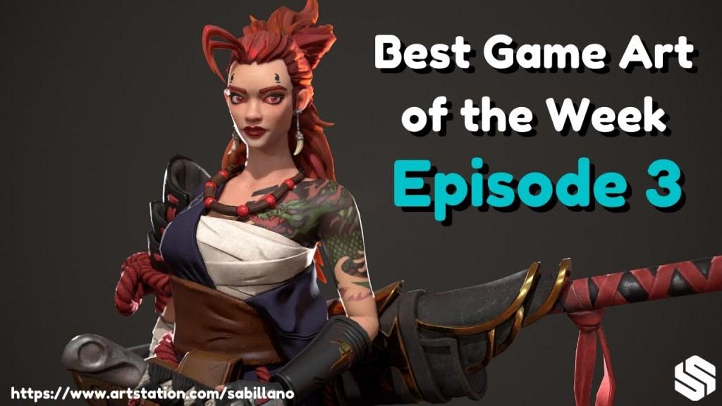 Best Video Game Art of the Week #3