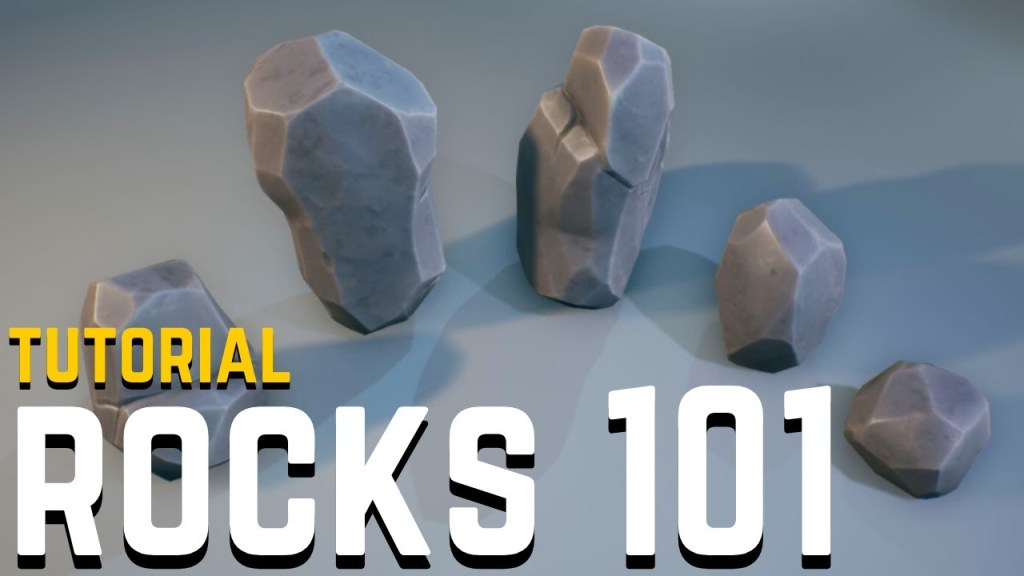 Easiest way to Sculpt Rocks in ZBrush