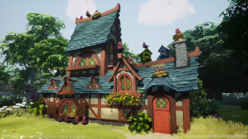 Creating Cozy Stylized 3D Environments – UE4 Tutorial