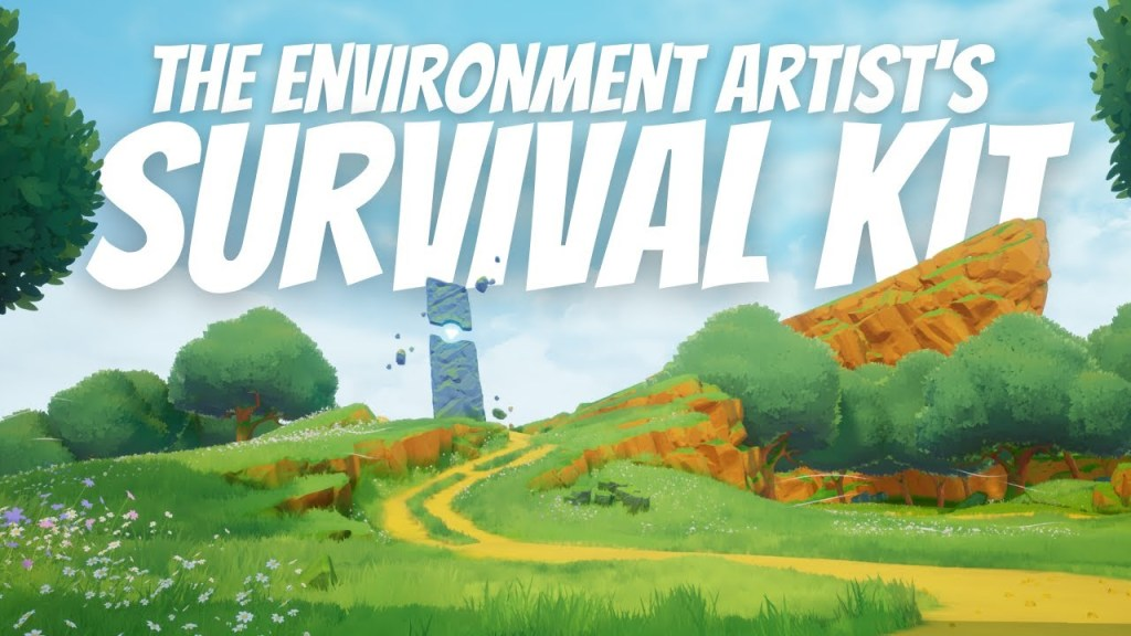 The Environment Artist's Survival Kit – Unreal Engine Course for Beginners