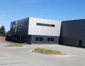 Budynek produkcyjny w Kostrzynie