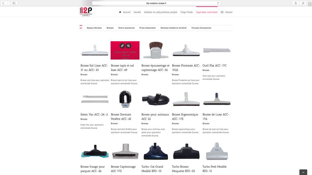 Portfolio Site i2p