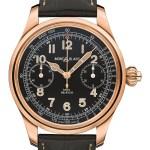 Montblanc 1858 腕表系列:时间始点