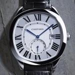 隔网赏表SIHH2016:Cartier 全新腕表系列Drive de Cartier