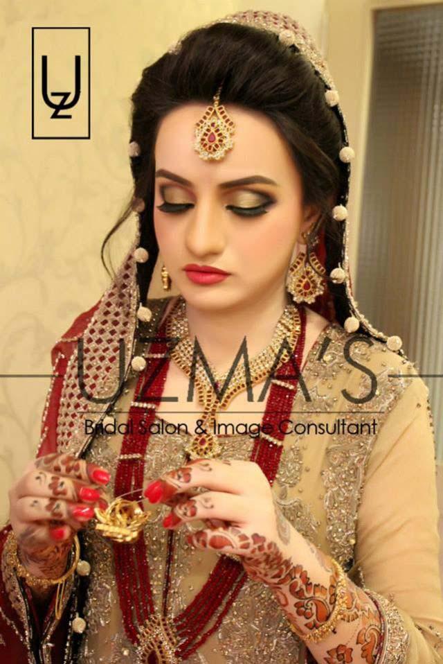 Pakistani Bridal Makeup Ideas And Tips Tutorial Stylo Planet