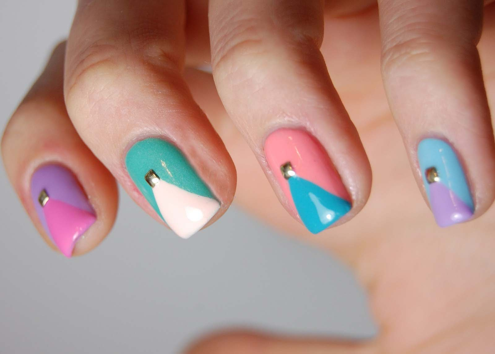 Top 10 Spring Summer Nail Art Designs Colors 2017 Stylopla 4
