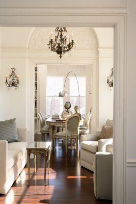 Estilos de diseño de interiores- Sala de estar Flesher- Styylish