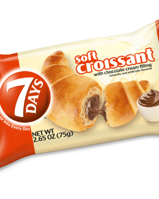 7Days Croissant Chocolate