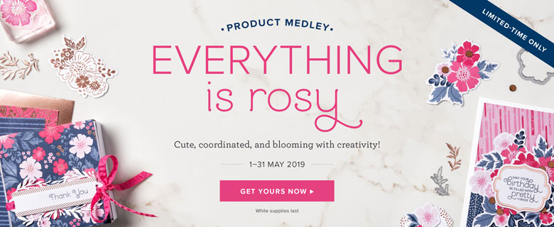 Everything is Rosy Product Medly