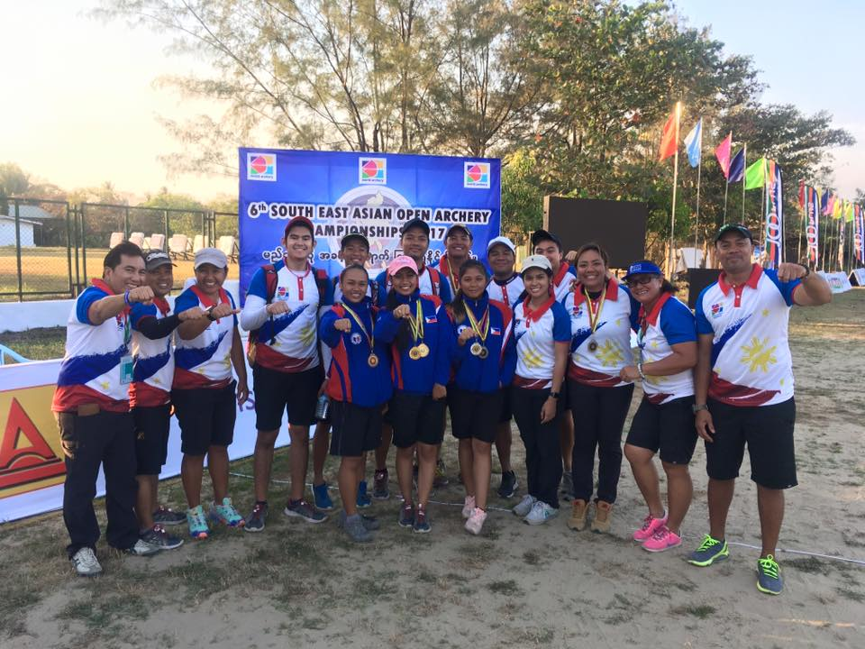 Sillimanian Bags Bronze in Southeast Asian Archery Championships