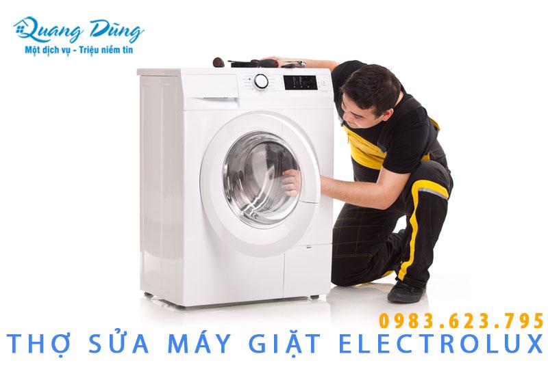 thợ sửa máy giặt electrolux