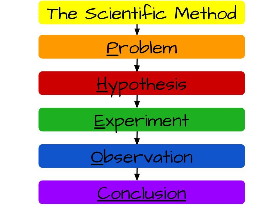 Scientific Method Word Problems