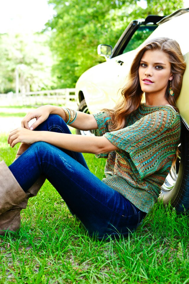 Nina agdal ridingirls - Girls and trucks tumblr ...