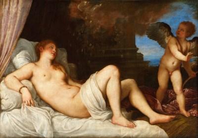 Titian's Danae