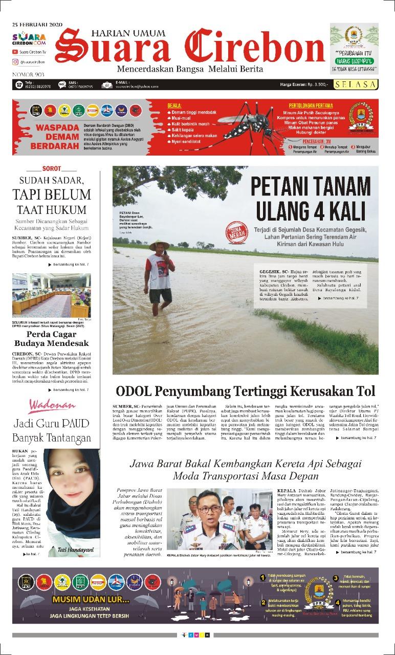Suara Cirebon edisi 903