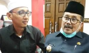 Ketua Dewan dan Bupati Cirebon