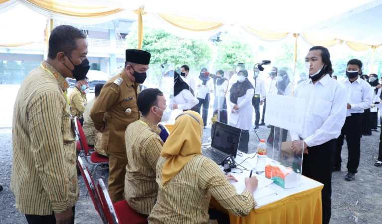 SKD CASN Kabupaten Tuban, Terapkan Protokol Kesehatan Ketat