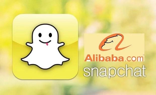 Alibaba Investasi Rp 2,6 Triliun di Snapchat