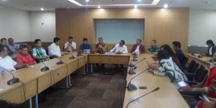 4 Fraksi DPRD DKI Jakarta Rapat Bersama, Hanura ke Ahok: Gunakan Diskresi