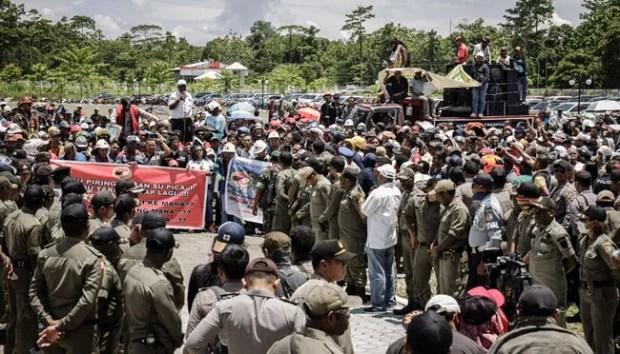 Freeport akan ke Arbitrase, DPR Dukung Pemerintah