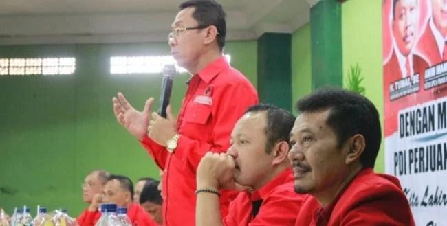 Tak Becus Pimpin Partai, Kader Siap Gulingkan Ketua DPC PDI-P Bekasi