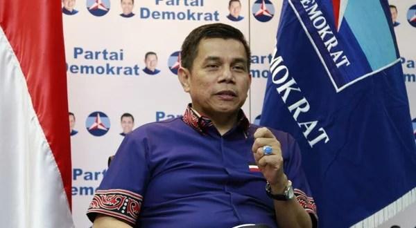 Demokrat: SBY Kapan Saja Siap Ketemu Jokowi