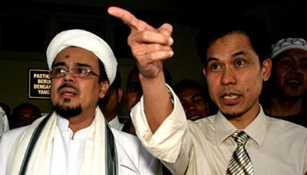 Juru Bicara FPI Munarman Resmi Jadi Tersangka