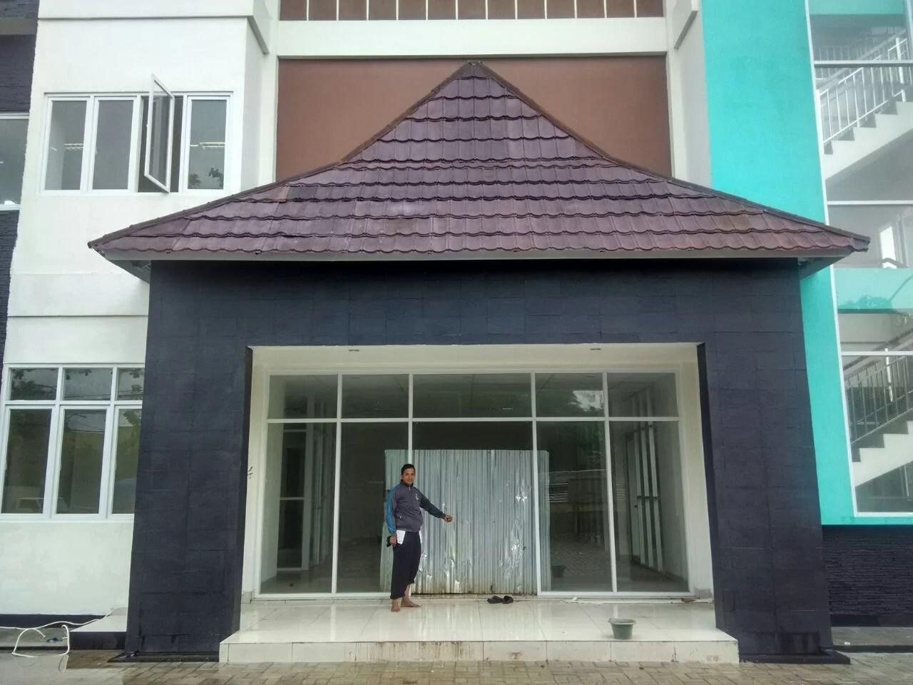 Bangunan Kelurahan Rawa Buntu Menelan Budget 3 Milyar Lebih