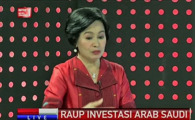 Raup Investasi Arab Saudi, Ketua HIPPI: Indonesia Harus Proaktif