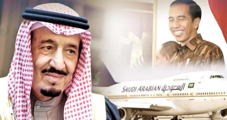 Wisata Politik Raja Salman dan Masa Depan Indonesia-Arab Saudi