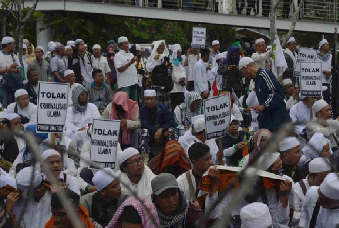 Terlindungi: Aksi 112, Aksi Bela Rizieq Shihab