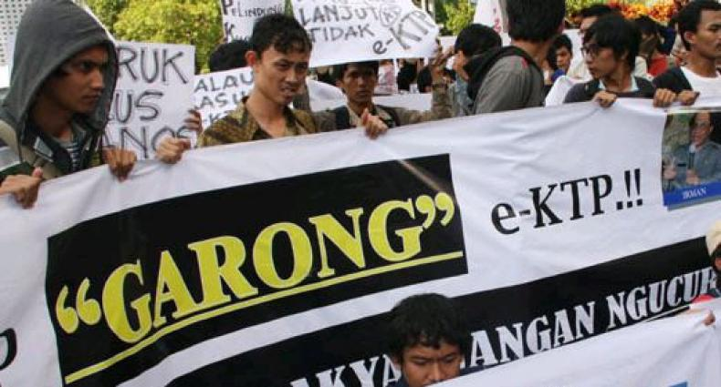 Sejumlah Anggota DPR dan Korporasi Mengembalikan Dana Korupsi E-KTP