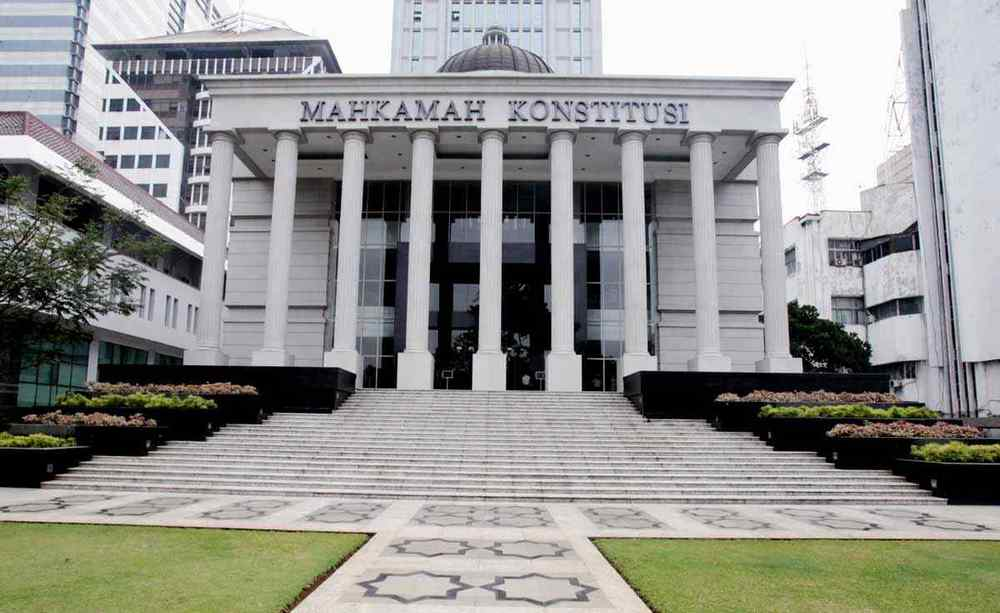 Presiden Segera Teken Keppres Pansel Hakim MK