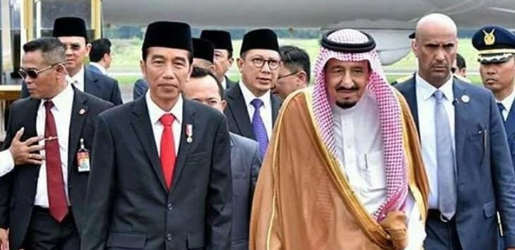 Indonesia-Arab Saudi Sepakati 11 Komitmen kerjasama