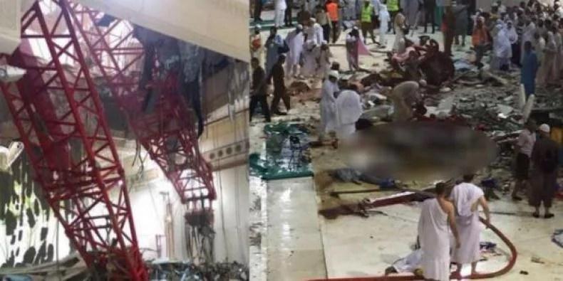 Keluarga Korban Crane Masih Tunggu Janji Arab Saudi