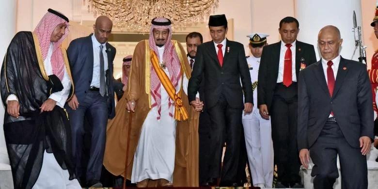 Presiden Menerima Perhiasan dari Raja Salman, Promono : Itu Hoax
