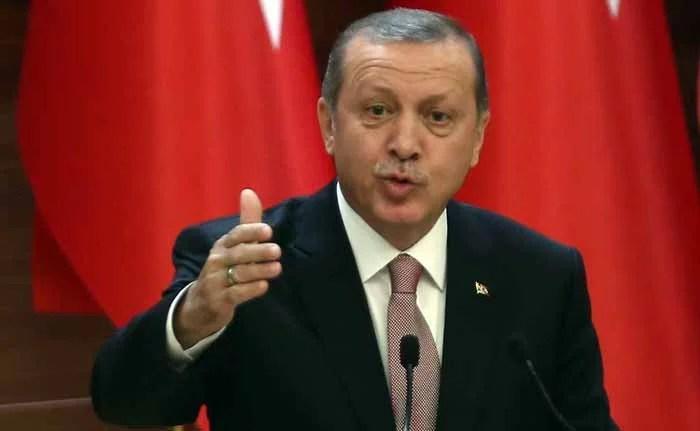 Presiden Turki Pertanyakan Simbol Kebebasan di Eropa