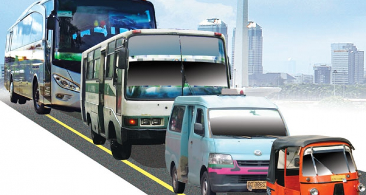 Peraturan Menteri Perhubungan tentang Penyelenggaraan Angkutan Orang