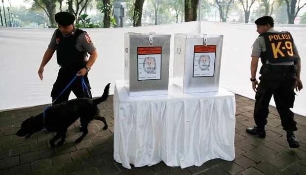Kawal Pilkada DKI Jakarta, Polri Terapkan Formasi Baru