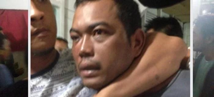 Buronan Pembantai Satu Keluarga di Medan Berhasil Ditangkap
