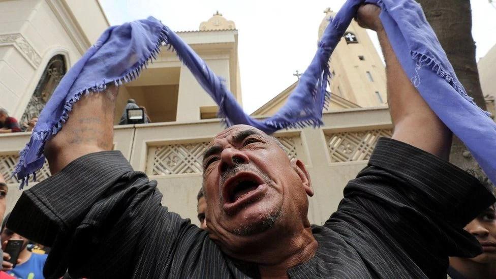 ISIS Brutal, Bom Dua Gereja Koptik Mesir