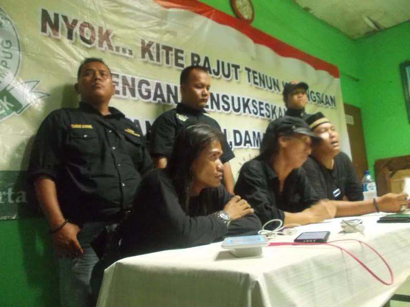 FBR Jaksel: Dukungan ke Ahok-Djarot itu Hoax, Kami ingin Jakarta dipimpin Pemimpin Muslim