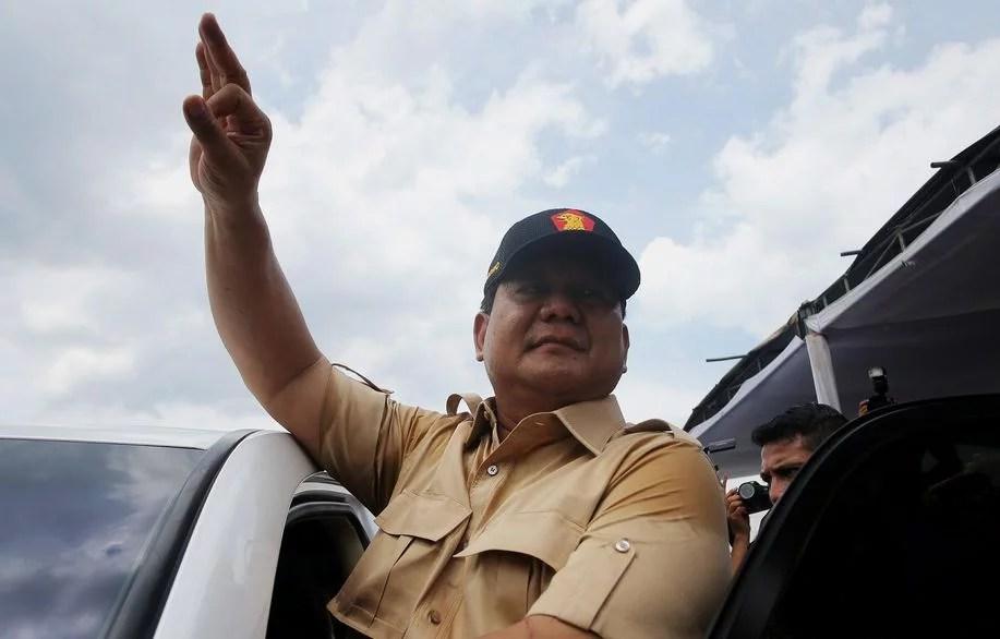 Prabowo Instruksikan Kader Gerindra Jaga Ketenangan Pilkada DKI